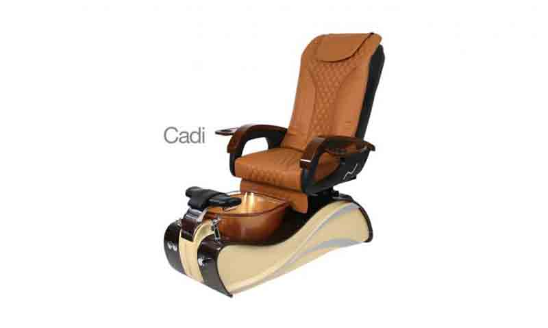 Cadi – Pedicure Spa Chair – Chocolate Coffee