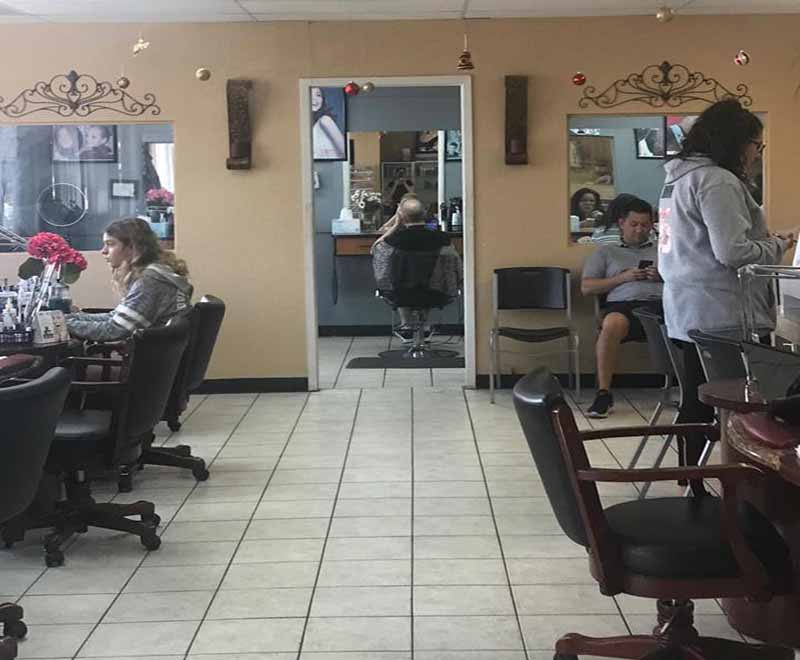 Cần Sang Tiệm Nal And Hair Good Location Good Income In Texas