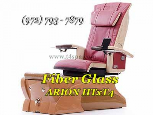 Pedicure Chairs T4 Spa: ARION HTxT4